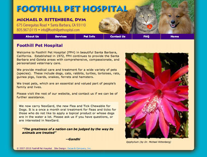 Foothill Pet Hospital